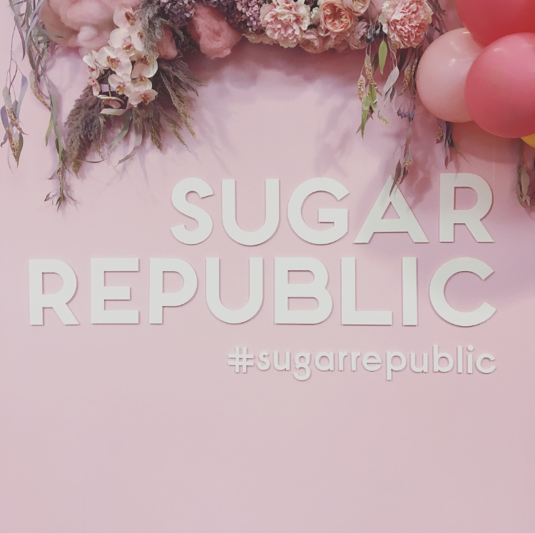 Every Party Needs To Be Crashed Amenadiel S Here For: Welcome To The Sugar Republic